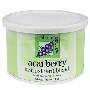 Acai Berry Full Body Hard WAX (14oz can)